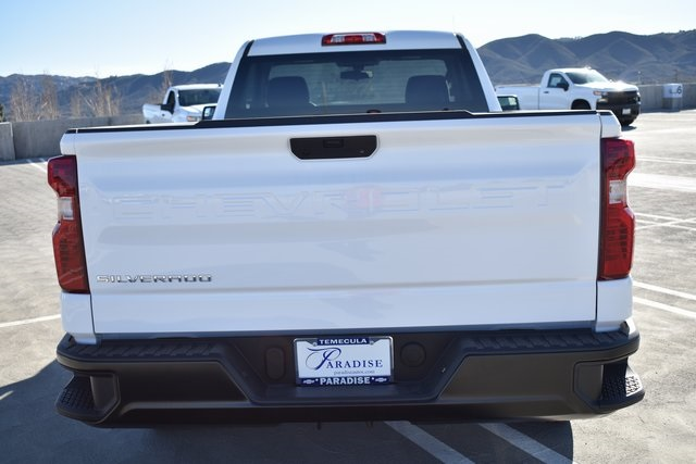 2019 Chevrolet Silverado 1500 Regular Cab 4x4, Pickup #M19846 - photo 3