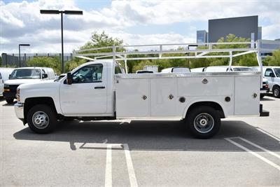 2019 Silverado 3500 Regular Cab DRW 4x2,  Royal Service Body Utility #M19847 - photo 7