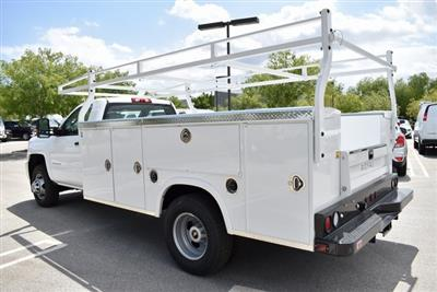 2019 Silverado 3500 Regular Cab DRW 4x2,  Royal Service Body Utility #M19847 - photo 8