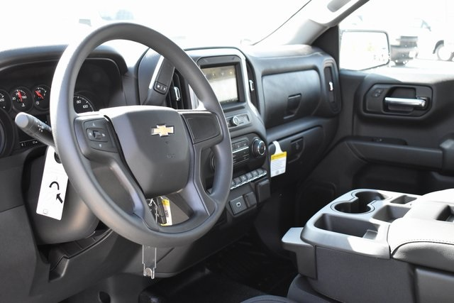 2019 Silverado 1500 Regular Cab 4x2, Pickup #M19858 - photo 12
