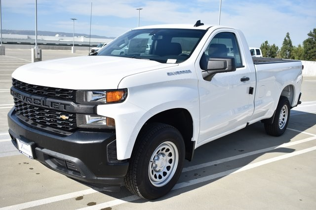 2019 Silverado 1500 Regular Cab 4x2, Pickup #M19858 - photo 4