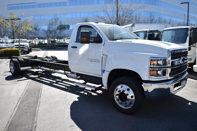 2019 Silverado 6500 Regular Cab DRW 4x2, Cab Chassis #M19863 - photo 1