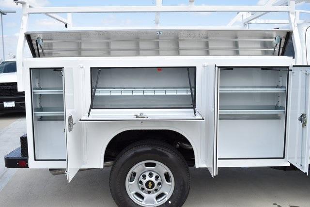 2019 Silverado 2500 Double Cab 4x2,  Harbor TradeMaster Utility #M19869 - photo 11