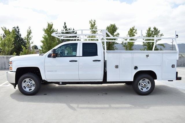 2019 Silverado 2500 Double Cab 4x2,  Harbor TradeMaster Utility #M19869 - photo 7