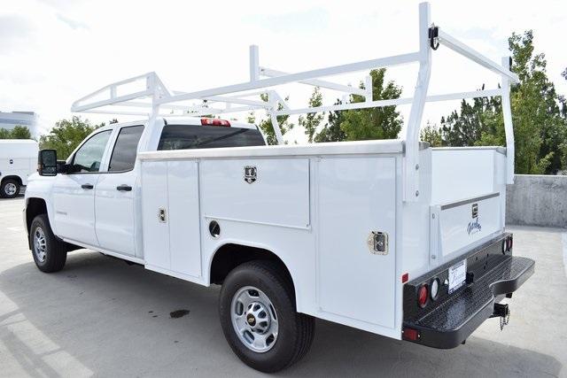 2019 Silverado 2500 Double Cab 4x2,  Harbor TradeMaster Utility #M19869 - photo 8