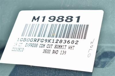 2019 Chevrolet Express 3500 4x2, Knapheide KUV Plumber #M19881 - photo 4