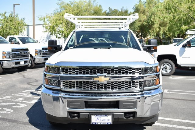 2019 Silverado 2500 Double Cab 4x2,  Harbor TradeMaster Utility #M19902 - photo 5