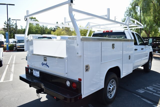 2019 Silverado 2500 Double Cab 4x2,  Harbor Utility #M19902 - photo 1