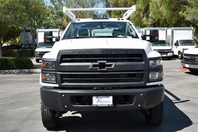 2019 Silverado Medium Duty Crew Cab DRW 4x4,  Knapheide Standard Service Body Utility #M19912 - photo 5