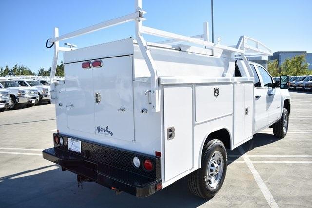 2019 Silverado 2500 Double Cab 4x2, Harbor Utility #M19913 - photo 1