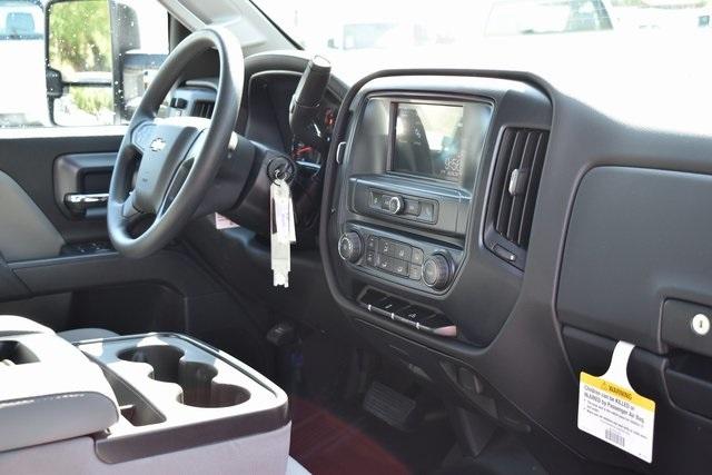 2019 Silverado 2500 Double Cab 4x2,  Harbor TradeMaster Utility #M19915 - photo 16
