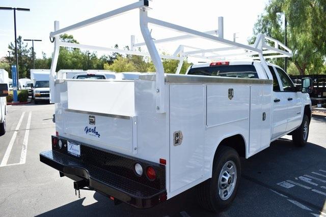 2019 Silverado 2500 Double Cab 4x2,  Harbor Utility #M19915 - photo 1