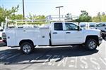 2019 Silverado 2500 Double Cab 4x2,  Harbor TradeMaster Utility #M19916 - photo 10