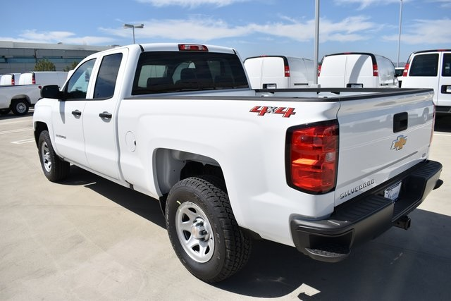 2019 Silverado 1500 Double Cab 4x4,  Pickup #M19918 - photo 2