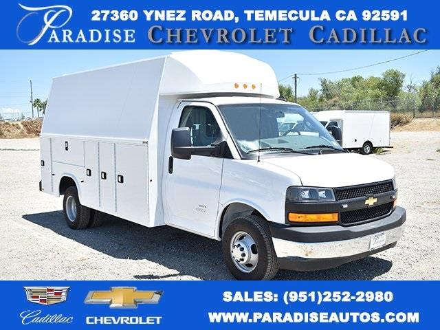 2019 Chevrolet Express 4500 4x2, Knapheide Plumber #M19922 - photo 1