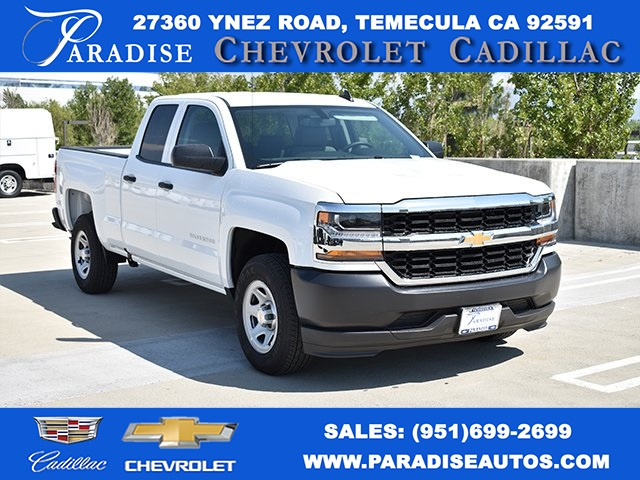 2019 Silverado 1500 Double Cab 4x2,  Pickup #M19925 - photo 1