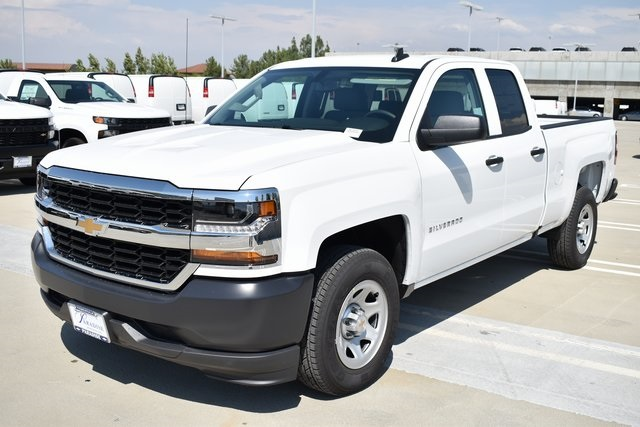 2019 Silverado 1500 Double Cab 4x2,  Pickup #M19925 - photo 3