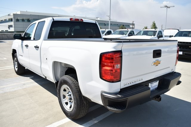 2019 Silverado 1500 Double Cab 4x2,  Pickup #M19925 - photo 7