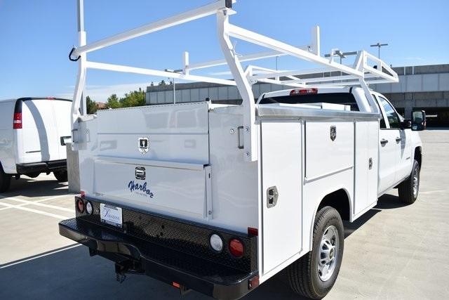 2019 Silverado 2500 Double Cab 4x2, Harbor TradeMaster Utility #M19940 - photo 2