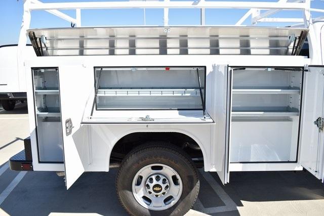 2019 Silverado 2500 Double Cab 4x2, Harbor TradeMaster Utility #M19940 - photo 7