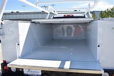 2019 Silverado 2500 Double Cab 4x2, Harbor TradeMaster Utility #M19940 - photo 12