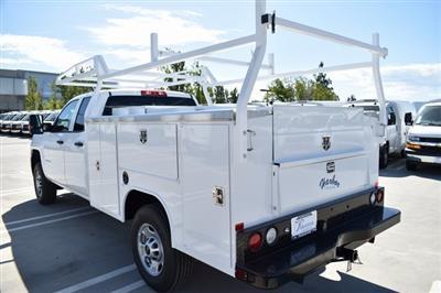2019 Silverado 2500 Double Cab 4x2, Harbor TradeMaster Utility #M19940 - photo 5
