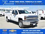 2019 Silverado 2500 Double Cab 4x2, Harbor TradeMaster Utility #M19940 - photo 1