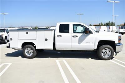 2019 Silverado 2500 Double Cab 4x2,  Harbor TradeMaster Utility #M19942 - photo 2