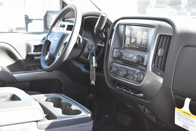 2019 Silverado 2500 Double Cab 4x2, Harbor TradeMaster Utility #M19947 - photo 13