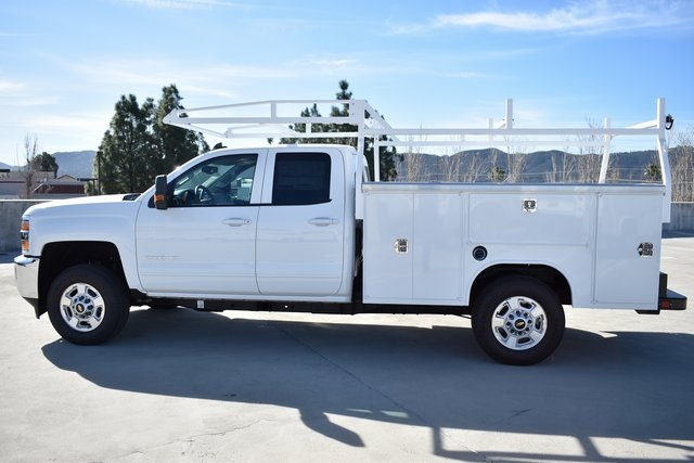 2019 Silverado 2500 Double Cab 4x2, Harbor TradeMaster Utility #M19947 - photo 5