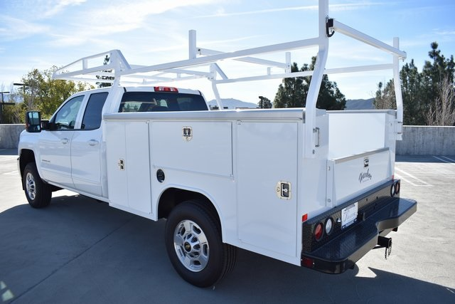 2019 Silverado 2500 Double Cab 4x2, Harbor TradeMaster Utility #M19947 - photo 6