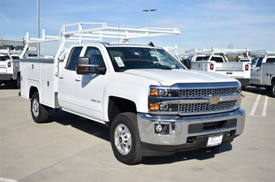 2019 Silverado 2500 Double Cab 4x2, Harbor TradeMaster Utility #M19947 - photo 1