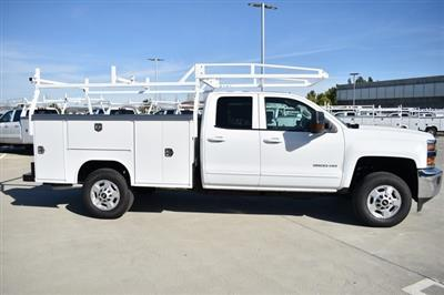 2019 Silverado 2500 Double Cab 4x2, Harbor TradeMaster Utility #M19947 - photo 3