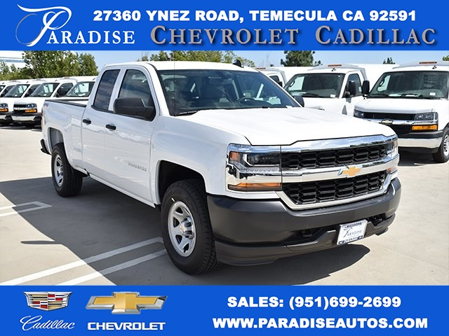 2019 Silverado 1500 Double Cab 4x4,  Pickup #M19957 - photo 1