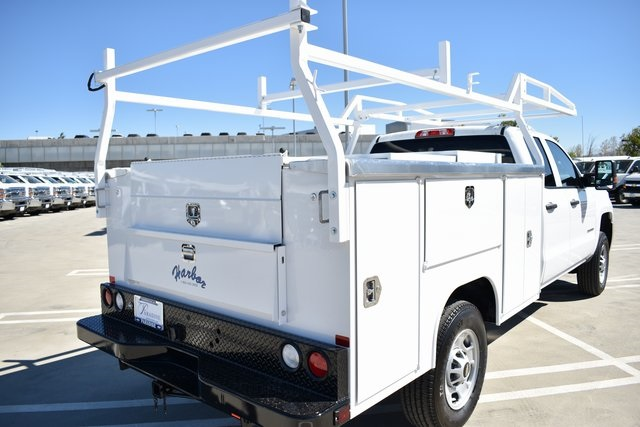 2019 Silverado 2500 Double Cab 4x2, Harbor TradeMaster Utility #M19966 - photo 9