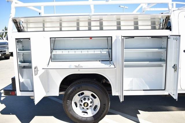 2019 Silverado 2500 Double Cab 4x2, Harbor TradeMaster Utility #M19966 - photo 3