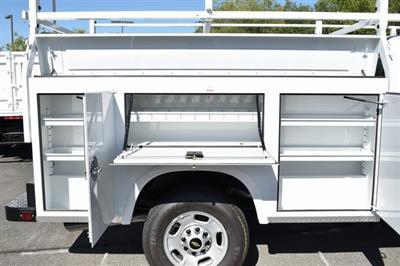 2019 Silverado 2500 Double Cab 4x2,  Royal Service Body Utility #M19967 - photo 7