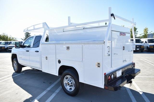 2019 Silverado 2500 Double Cab 4x2, Harbor TradeMaster Utility #M19969 - photo 8