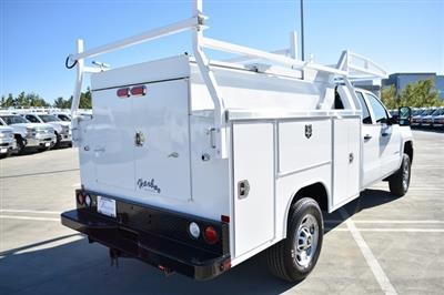 2019 Silverado 2500 Double Cab 4x2, Harbor TradeMaster Utility #M19969 - photo 2