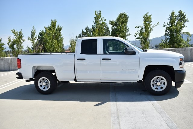 2019 Silverado 1500 Double Cab 4x2,  Pickup #M19970 - photo 9