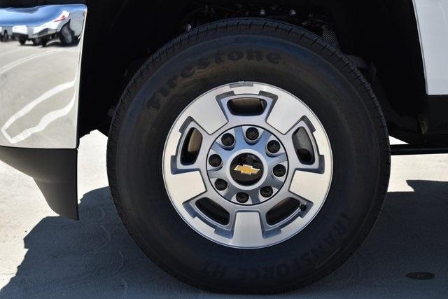 2019 Silverado 2500 Double Cab 4x2,  Harbor TradeMaster Utility #M19977 - photo 20
