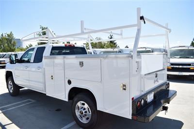 2019 Silverado 2500 Double Cab 4x2,  Harbor TradeMaster Utility #M19977 - photo 6
