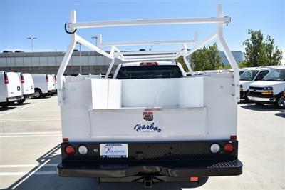 2019 Silverado 2500 Double Cab 4x2,  Harbor TradeMaster Utility #M19977 - photo 7