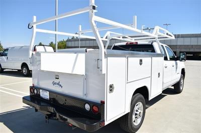 2019 Silverado 2500 Double Cab 4x2,  Harbor TradeMaster Utility #M19977 - photo 2