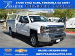 2019 Silverado 2500 Double Cab 4x2, Harbor Utility #M19987 - photo 1