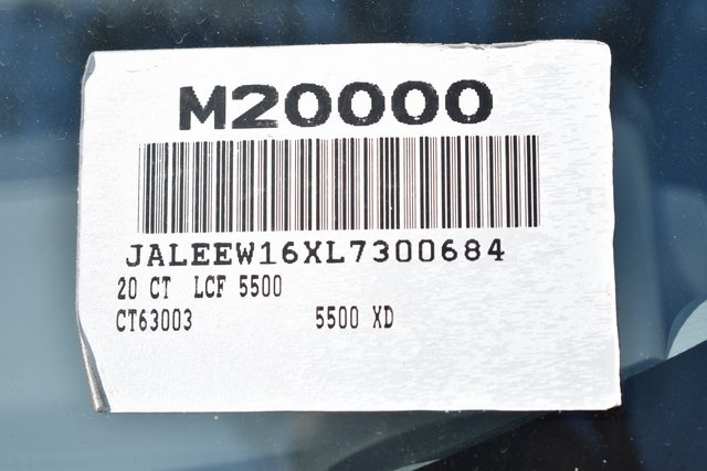 2020 Chevrolet LCF 5500XD Regular Cab 4x2, Cab Chassis #M20000 - photo 3