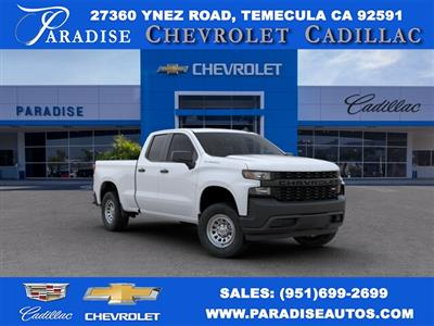 2020 Silverado 1500 Double Cab 4x2,  Pickup #M20027 - photo 1