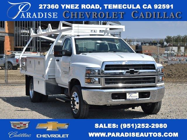 2020 Chevrolet Silverado 4500 Regular Cab DRW 4x2, Cab Chassis #M20068 - photo 1