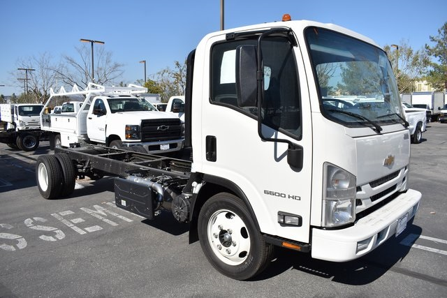 2020 Chevrolet LCF 5500HD Regular Cab DRW 4x2, Cab Chassis #M20071 - photo 1