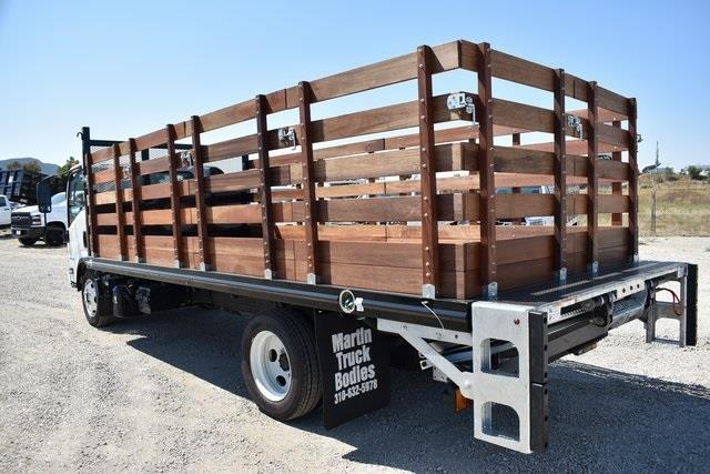 2020 Chevrolet LCF 5500XD Regular Cab 4x2, Martin Flat/Stake Bed #M20074 - photo 3